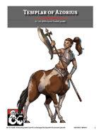 Centaur Templar Character Build Guide