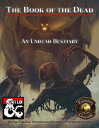 The Book of the Dead: An Undead Bestiary (Fantasy Grounds)