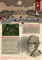 The water well of discord