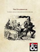 The Golemmancer: Artificer Variant