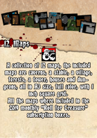 Roll for Treasure Maps Bundle