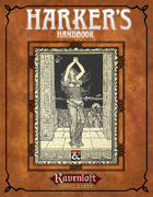 Harker's Handbook - A Masque of the Red Death Accessory
