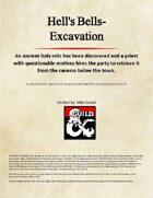 Hell's Bells - Excavation