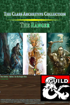 The Class Archetype Collection - The Ranger