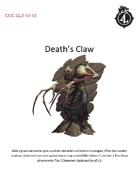 CCC-ELF-03-01 Death's Claw
