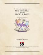 500 wild magic surges