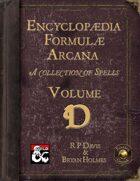Encyclopaedia Formulae Arcana - D (Fantasy Grounds)