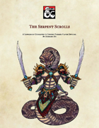 The Serpent Scrolls