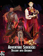 Adventure Sidekicks: Descent into Avernus