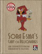 Sora Esma's Cart of Reliquaries