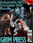 Complete Adaptable NPCs [BUNDLE]