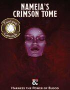 Nameia's Crimson Tome (Fantasy Grounds)