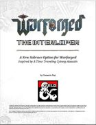 WARFORGED!: The Interloper - A New Subrace for Warforged