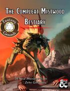The Compleat Mistwood Bestiary (Fantasy Grounds)