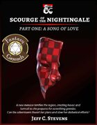 Scourge of the Nightingale: Part 1 A Song of Love (Fantasy Grounds)