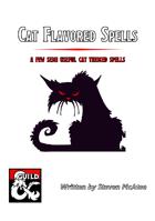 Cat Flavored Spells