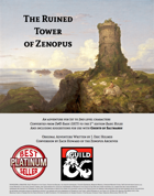 The Ruined Tower of Zenopus
