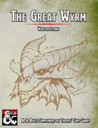 Warlock Patron: The Great Wyrm