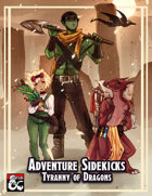 Adventure Sidekicks: Tyranny of Dragons