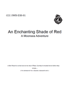CCC-DWB-ESR-01 An Enchanting Shade of Red