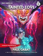 CCC-GSP01-03 Tainted Love