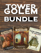 The Tower Golem Saga [BUNDLE]