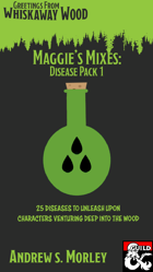 Maggie's Mixes: Disease Pack 1