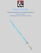 Frözirin, The Lord of Ice