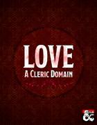 Love: A Cleric Domain