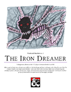 The Iron Dreamer - Weekend Oneshot no. 1