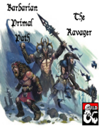 Barbarian: Path of the Ravager
