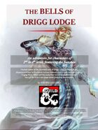 The Bells of Drigg Lodge (A Level 2-4 Adventure featuring the Banshee)