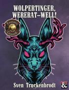 Wolpertinger, Wererat - Well! (Fantasy Grounds)