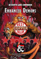 Enhanced Demons – an Eventyr Games Compendium