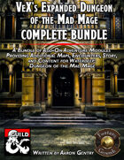 VeX's Complete Expanded Dungeon of the Mad Mage (FG) [BUNDLE]