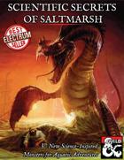 Scientific Secrets of Saltmarsh
