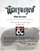 WARFORGED!: The Boxer - A New Subrace for Warforged