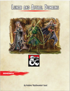 Cleric Domains: Lunar and Astral