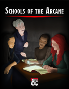 Schools of the Arcane [BUNDLE]