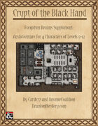 Forgotten Realms: Crypt of the Black Hand