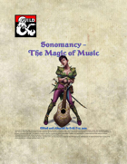 Sonomancy - The Magic of Music