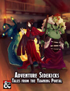 Adventure Sidekicks: Tales from the Yawning Portal