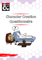 Character Creation Questionnaire