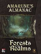 Amarune's Almanac: Forests of the Realms (Fantasy Grounds)