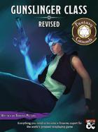 Gunslinger Class Revised (PDF & Fantasy Grounds) [BUNDLE]