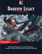 Dwarven Legacy