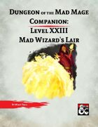 DotMM Companion 23: Mad Wizard\'s Lair