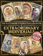 The Wayfinder Foundation's Register of Extraordinary Individuals