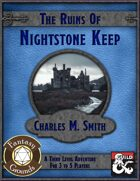 The Ruins of Nightstone Keep (Fantasy Grounds)