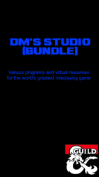 DM's Studio [BUNDLE]